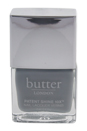Patent Shine 10X Nail Lacquer - Sterling by Butter London for Women - 0.4 oz Nail Lacquer
