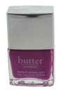 Patent Shine 10X Nail Lacquer - Sweets by Butter London for Women - 0.4 oz Nail Lacquer