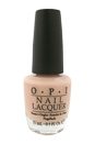 Nail Lacquer # NL S86 Bubble Bath by OPI for Women - 0.5 oz Nail Polish
