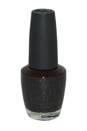 Nail Lacquer # NL E43 Give Me Moor by OPI for Women - 0.5 oz Nail Polish