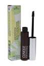 Just Browsing Brush-On Styling Mousse - # 02 Light Brown by Clinique for Women - 0.07 oz Eyebrow Mousse
