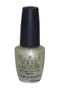Nail Lacquer # NL B64 I Only Drink Champagne by OPI for Women - 0.5 oz Nail Polish