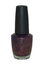 Nail Lacquer # NL V16 Queen Of West Web-erly by OPI for Women - 0.5 oz Nail Polish