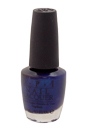 Nail Lacquer # NL B24 Blue My Mind by OPI for Women - 15 ml Nail Polish