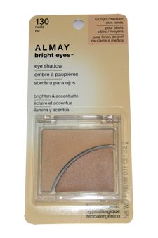Bright Eyes Eye Shadow # 130 Nude by Almay for Women - 0.11