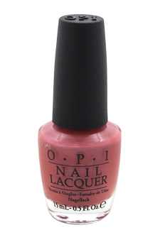 Nail Lacquer # NL S45 Not So Bora-Bora-Ing Pink by OPI for Women - 0.5 oz Nail Polish