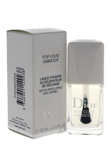 Christian Dior Top Coat Nail Enamel women 0.33oz