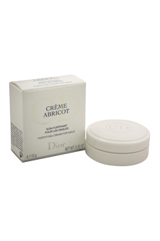 Christian Dior Creme Abricot Fortifying Cream for Nails women 0.35oz