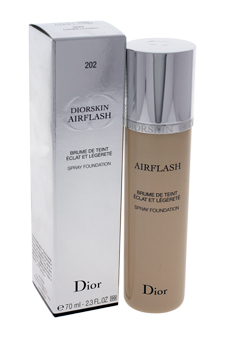 Christian Dior DiorSkin Airflash Spray Foundation # 202 Cameo women 2.3oz