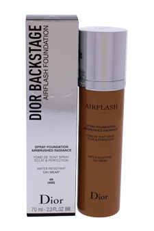 Christian Dior DiorSkin Airflash Spray Foundation # 400 Honey Beige women 2.3oz