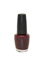 Nail Lacquer # NL F20 We'll Always Have Paris by OPI for Women - 0.5 oz Nail Polish