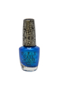 Nail Lacquer # NL E64 Turquoise Shatter by OPI for Women - 15 ml Nail Polish