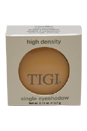 High Density Single Eyeshadow Vanilla by TIGI for Women - 0.13 oz Eyeshadow