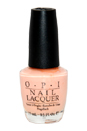 Nail Lacquer # NL P62 Malaysian Mist by OPI for Women - 0.5 oz Nail Polish