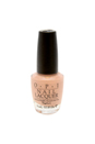 Nail Lacquer # NL JO6 Miso Happy With This Color by OPI for Women - 0.5 oz Nail Polish