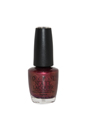 Nail Lacquer # NL Z17 Diva Of Genova by OPI for Women - 0.5 oz Nail Polish