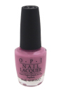 Nail Lacquer # NL H48 Lucky Lucky Lavender by OPI for Women - 0.5 oz Nail Polish
