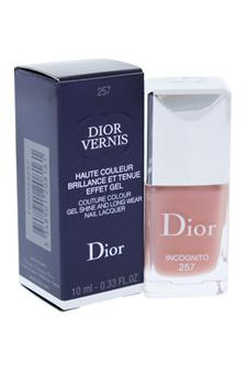 Christian Dior Dior Vernis Nail Lacquer # 257 Incognito women 0.33oz