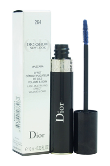 Christian Dior DiorShow New Look Mascara # 264 New Look Blue women 0.33oz