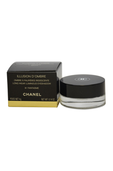 Illusion D'Ombre Long Wear Luminous Eyeshadow - #81 Fastasme by Chanel for Women - 0.14 oz Eye Shadow