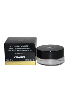 Illusion D'Ombre Long Wear Luminous Eyeshadow - #82 Emerveille by Chanel for Women - 0.14 oz Eye Shadow