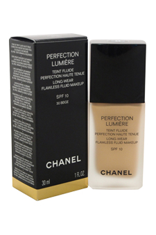Perfection Lumiere Long-Wear Flawless Fluid Makeup SPF 10 # 30 Beige at Perfume WorldWide