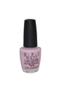 Nail Lacquer # NL H50 Panda-Monium Pink by OPI for Women - 0.5 oz Nail Polish