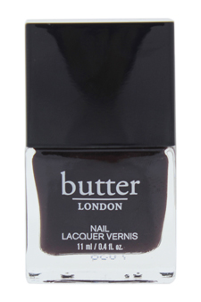 3 Free Nail Lacquer - La Moss by Butter London for Women - 0.4 oz Nail Lacquer