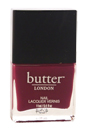 3 Free Nail Lacquer - Queen Vic by Butter London for Women - 0.4 oz Nail Lacquer