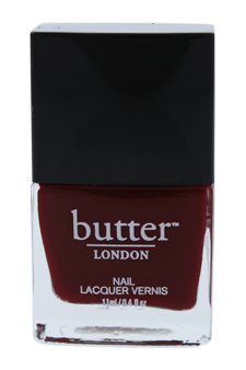 3 Free Nail Lacquer - Saucy Jack by Butter London for Women - 0.4 oz Nail Lacquer