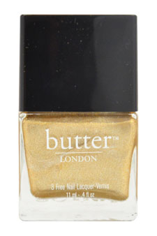 3 Free Nail Lacquer - The Full Monty by Butter London for Women - 0.4 oz Nail Lacquer