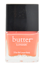 Patent Shine 10X Nail Lacquer -  Trout Pout by Butter London for Women - 0.4 oz Nail Lacquer