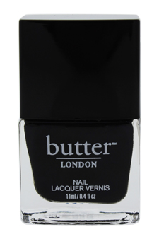 butter LONDON 3 Free Nail Lacquer - Union Jack Black by Butter London for Women - 0.4 oz Nail Lacquer - 2PK at Sears.com