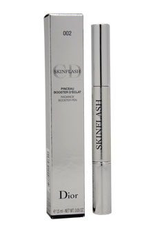 Skinflash Radiance Booster Pen - # 002 Ivory Glow by Christian Dior for Women - 0.05 oz Makeup
