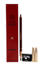 Phyto Levres Perfect Lip Liner With Lip Brush & Sharpener - Burgundy by Sisley for Women - 1.45 g Lipliner