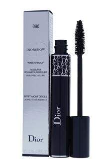 DiorShow Waterproof Mascara - # 090 Catwalk Black by Christian Dior for Women - 0.38 oz Mascara