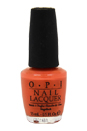 Nail Lacquer - # NL T23 Are We There Yet? by OPI for Women - 0.5 oz Nail Polish