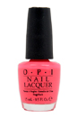 Nail Lacquer - # NL 142 Elephantastic Pink by OPI for Women - 0.5 oz Nail Polish