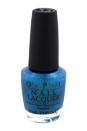 Nail Lacquer - # NL B54 Teal The Cows Come Home by OPI for Women - 0.5 oz Nail Polish