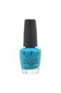 Nail Lacquer - # NL N14 Fly by OPI for Women - 0.5 oz Nail Polish