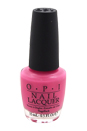 Nail Lacquer - # NL B86 Shorts Story by OPI for Women - 0.5 oz Nail Polish