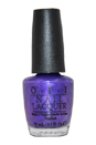 Nail Lacquer - # NL B30 Purple With A Purpose by OPI for Women - 0.5 oz Nail Polish