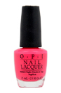 Nail Lacquer - # NL M23 StrawBerry Margarita by OPI for Women - 0.5 oz Nail Polish