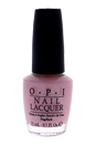 Nail Lacquer - # NL H60 Pedal Faster Suz! by OPI for Women - 0.5 oz Nail Polish
