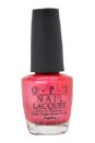 Nail Lacquer - # NL V11 A-Rose At Dawn�Broke By Noon by OPI for Women - 0.5 oz Nail Polish