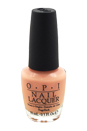 Nail Lacquer - # NL L12 Coney Island Cotton Candy by OPI for Women - 0.5 oz Nail Polish