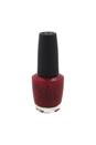 Nail Lacquer - # NL G14 Danke-Shiny Red by OPI for Women - 0.5 oz Nail Polish