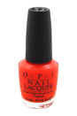 Nail Lacquer - # NL B65 Mod-Ern Girl by OPI for Women - 0.5 oz Nail Polish