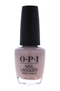 Nail Lacquer - # NL G20 My Very First Knockwurst by OPI for Women - 0.5 oz Nail Polish