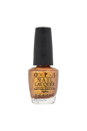 Nail Lacquer - # HL D07 Goldeneye by OPI for Women - 0.5 oz Nail Polish